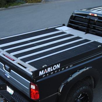 sled deck, snowmobile deck, truck deck