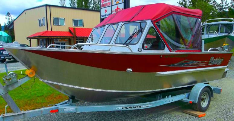 Raider 185, Alumacraft, north river boats, weldcraft