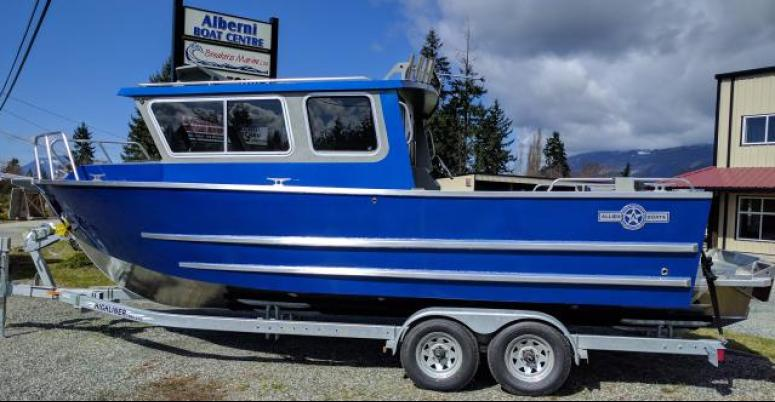 allied, aluminum boat, weldcraft, north river, raider, alumaweld