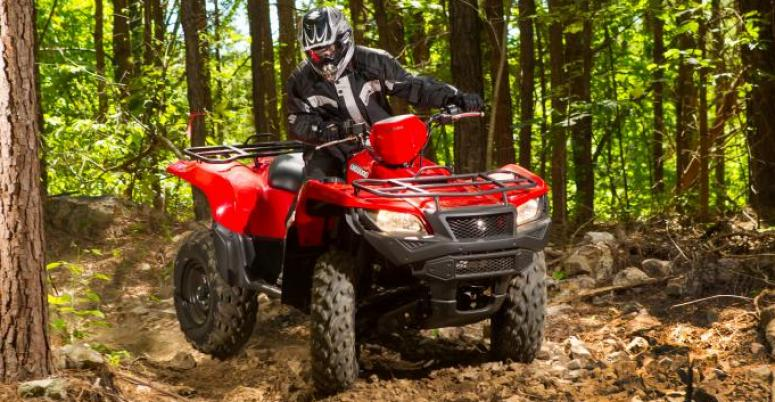 LT-A500, King Quad, Suzuki, ATV, Quad
