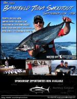 Bamfield Tuna Shootout