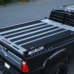 sled deck, snowmobile deck, truck deck